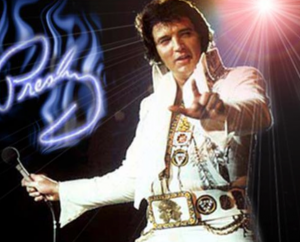 Not Another Elvis Bearing Ricin