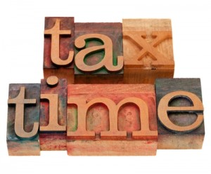Does Tax Time Have an Effect on the Markets?