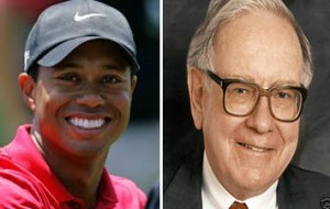 What Do Buffett and Tiger Woods Have In Common?