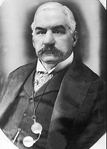 J.P. Morgan was perhaps the most powerful (and notorious) U.S. banker who ever lived.