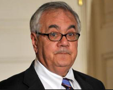 This is Congressman Barney Franks, a major force behind the liberalization of mortgage regulations that contributed to the reality of the Financial Crisis.