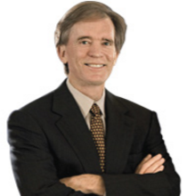 "Bill Gross, from his much younger days, as he became the ""Bond King"""