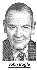 John Bogle deserves to be considered as one of the titans of investment history!
